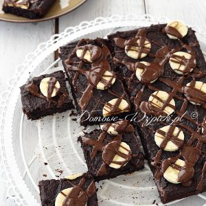 Brownie z awokado